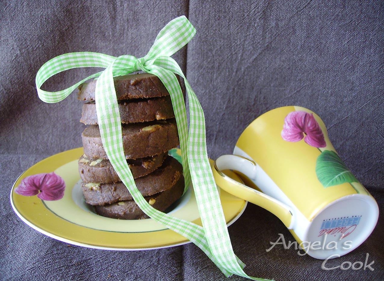 Cookies Καρυδάτα