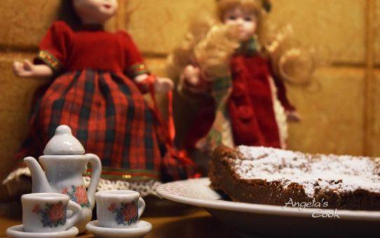 2 υλικά…ένα σούπερ κέικ